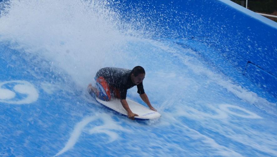 Juegos Deportivos Nacionales de Surf Adaptado | Agosto 2016