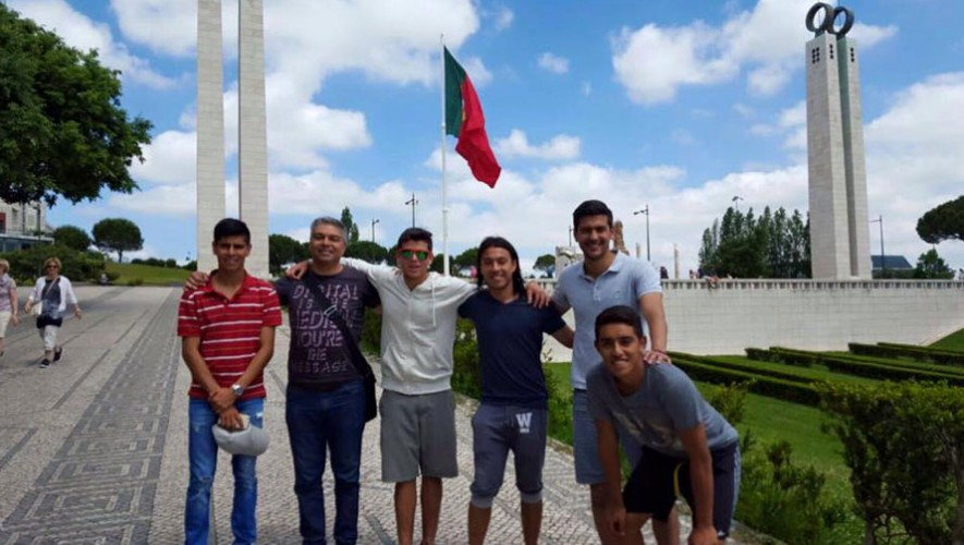 Futbolistas guatemaltecos
