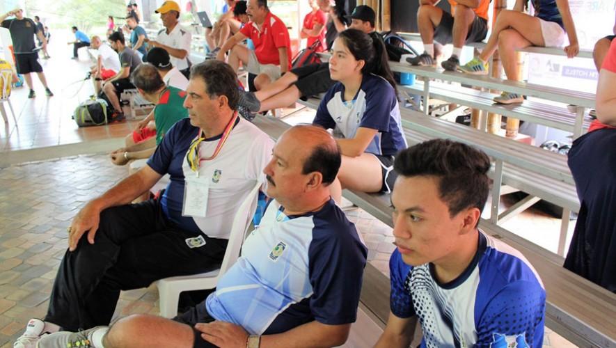 Ráquetbol Guatemala