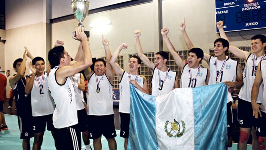 Guatemala sub-23 de voleibol