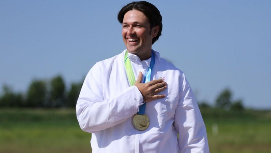 Herbert se quedó con el oro en Toronto 2016. (Foto: Comité Olímpico Guatemalteco)