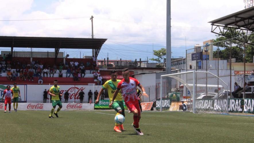 Malacateco vs Petapa