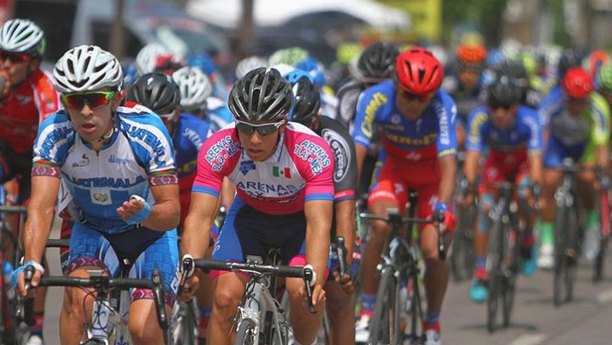 Manuel Rodas, ciclista guatemalteco