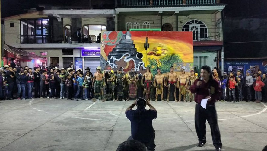 Campeonato Escolar de Pelota Maya