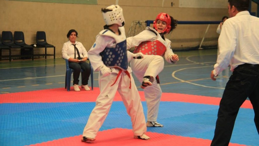 Taekwondo de Guatemala