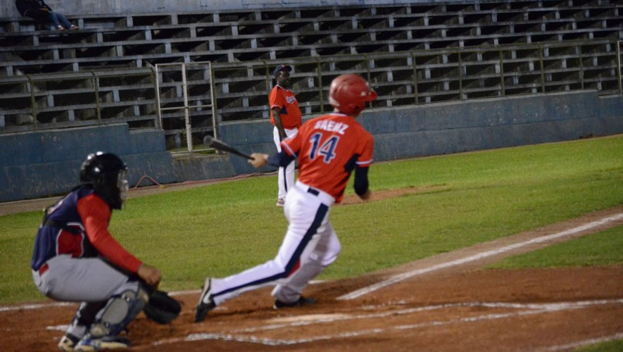 Partido de Vikingos vs Huracanes, Liga Mayor de béisbol | Julio 2016