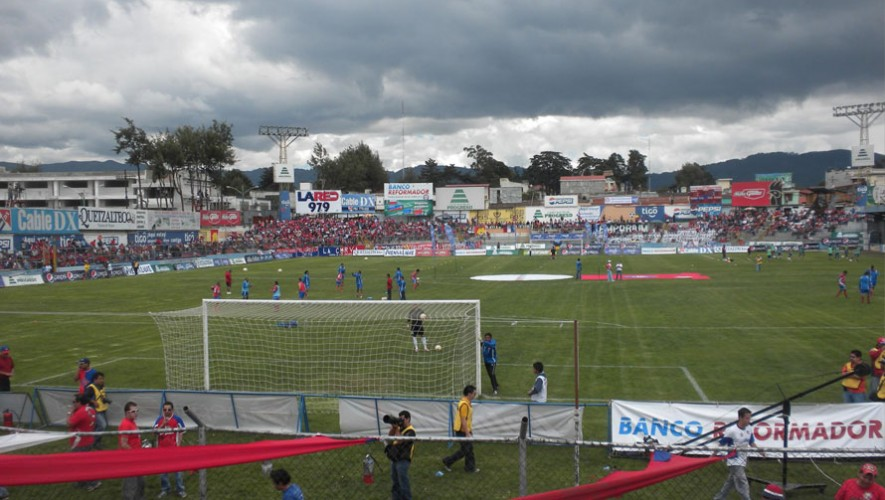 Estadio Mario Camposeco