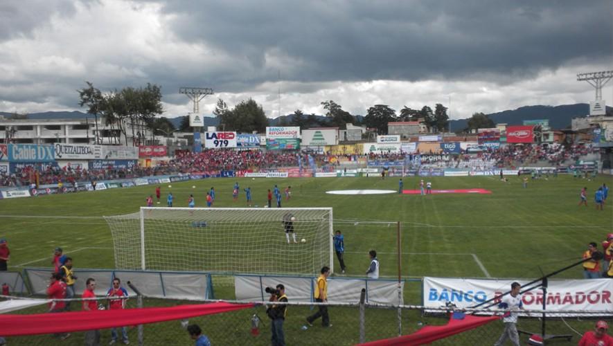 Partido de Xelajú vs Malacateco, por el Torneo Apertura | Julio 2016