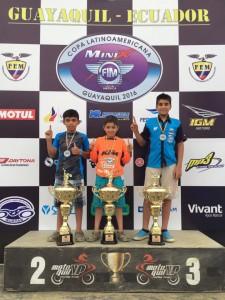 Guatemala en la Copa Latinoamericana de Minicross