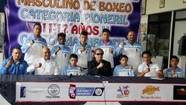 Campeonato Nacional de Boxeo Infantil 2016