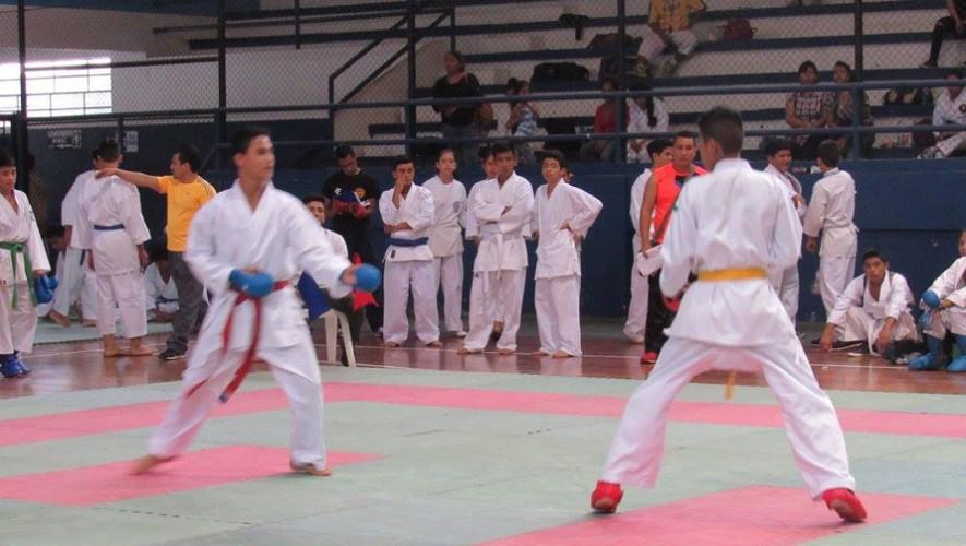 Campeonato Nacional Asunción de Karate Do | Agosto 2016