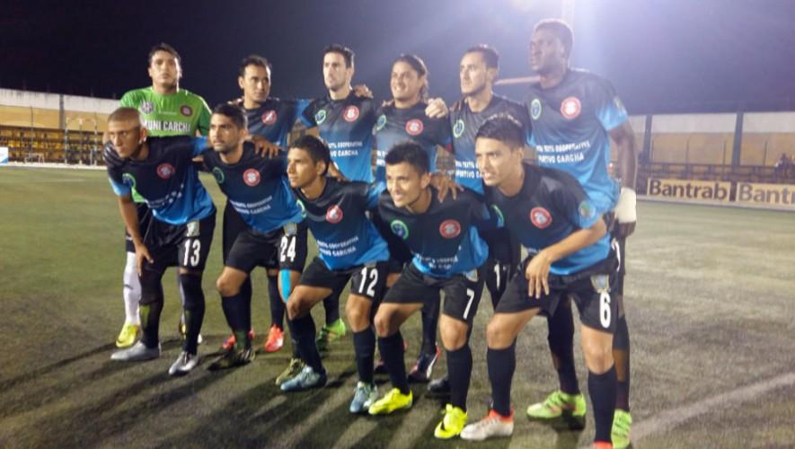 Partido de Carchá vs Guastatoya, por el Torneo Apertura | Agosto 2016