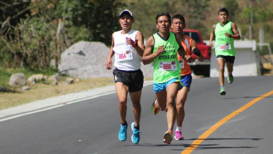 Carrera 21k Esquipulas | Noviembre 2016
