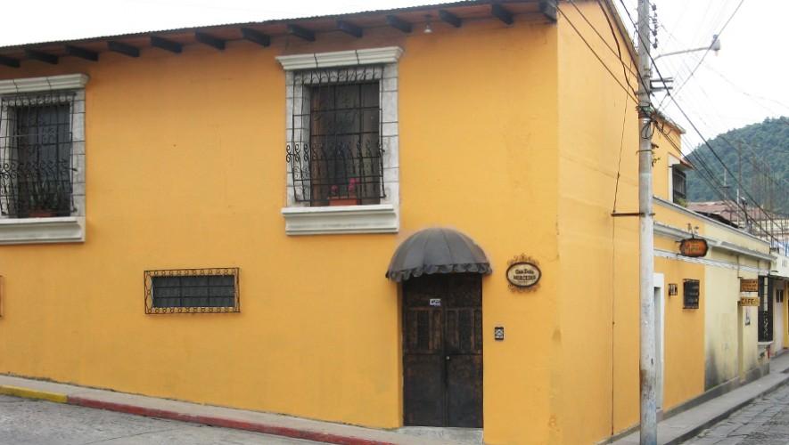 (Foto: Casa Doña Mercedes)