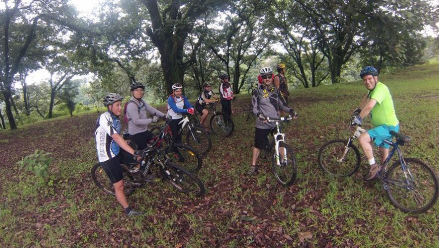 Colazo en bicicleta de montaña para principiantes | Agosto 2016
