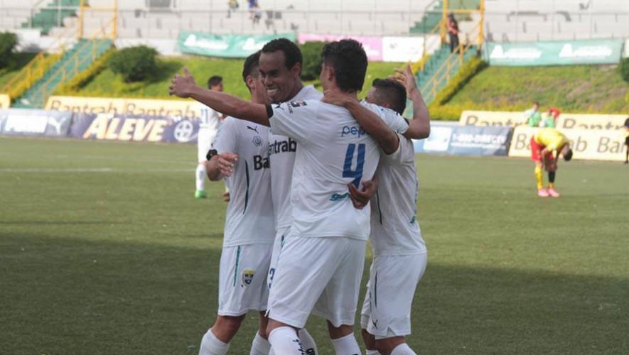 Partido de Comunicaciones vs Mictlán, por el Torneo Apertura | Septiembre 2016