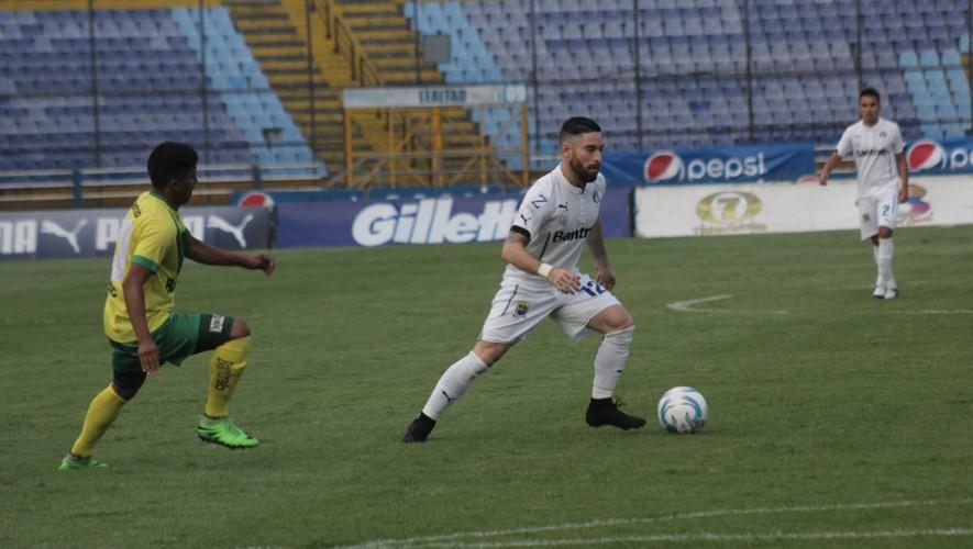 Partido de Comunicaciones vs Petapa, por el Torneo Apertura   Septiembre 2016