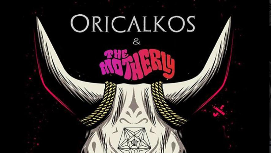 Concierto Oricalkos, The Motherly y Boxarax en LA CASA centro cultura | Agosto 2016