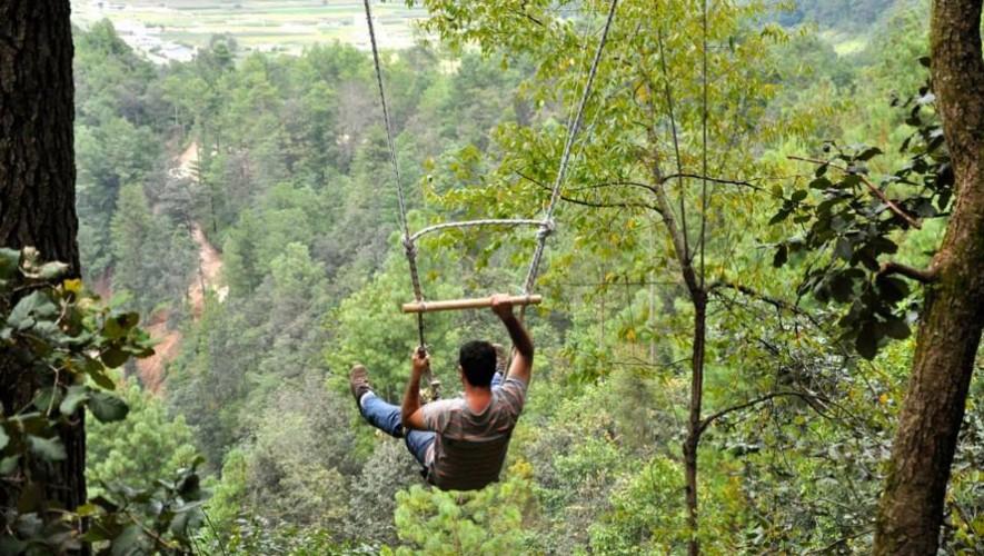(Foto: Parque Ecoturístico Aventura)
