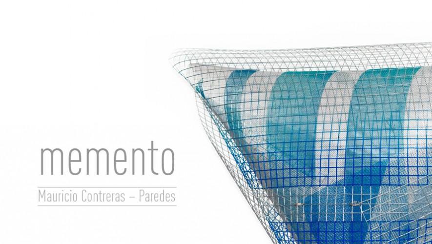 Exposición Mauricio Contreras-Paredes y Josué Romero en Sol del Río  Agosto 2016