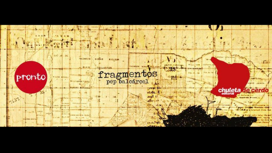 """Presentación del libro """"Fragmentos"""" de Pep Barcárcel   Septiembre 2016"""