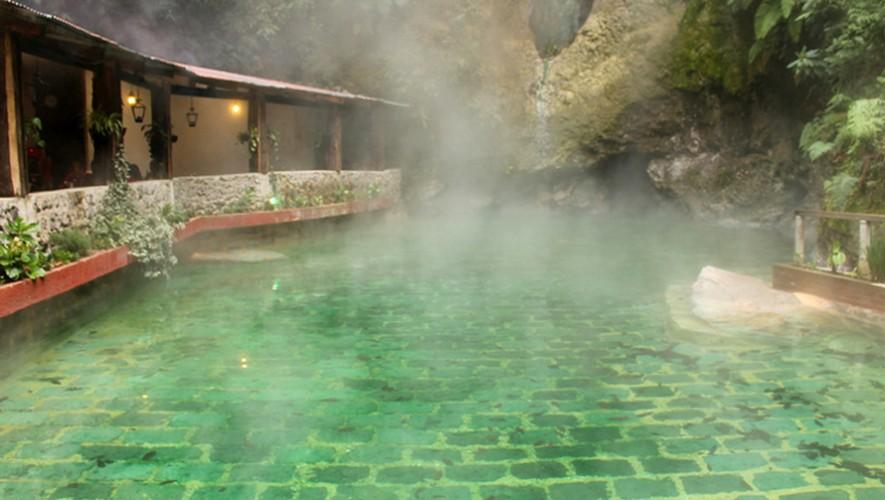 Aguas Georginas Guatemala