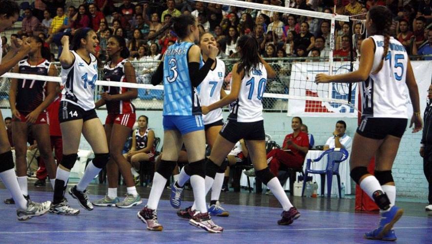Sub-23 de Guatemala voleibol femenino