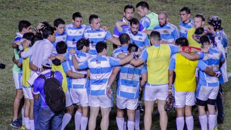 Selección de Rugby de Guatemala