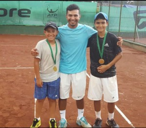 Guatemala es campeón de la Copa Wilson U-12 2016 de tenis