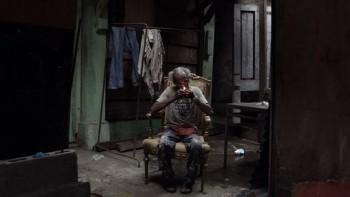 Proyección del documental La Invasión. (Foto: La Prensa)