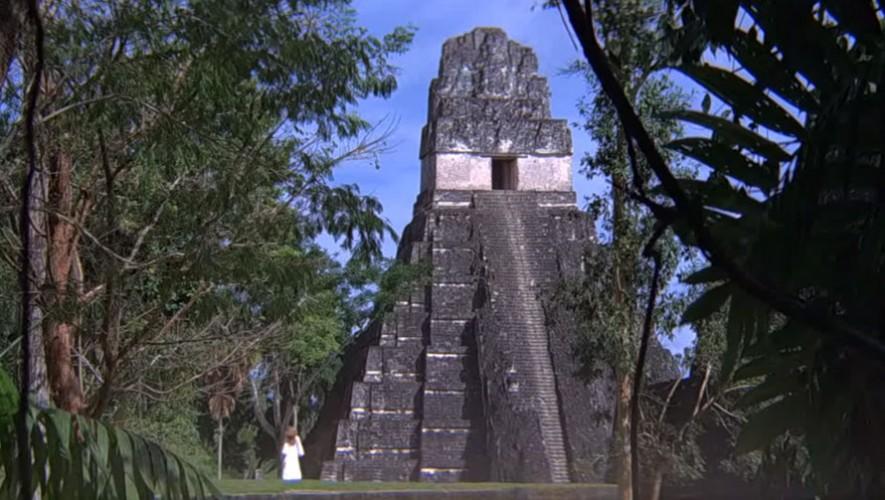 En 1979 se estrenó la película de James Bond: Moonraker que fue filmada en Guatemala. (Foto: YouTube)