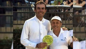 Juan Rodríguez y Juan Lorenzana