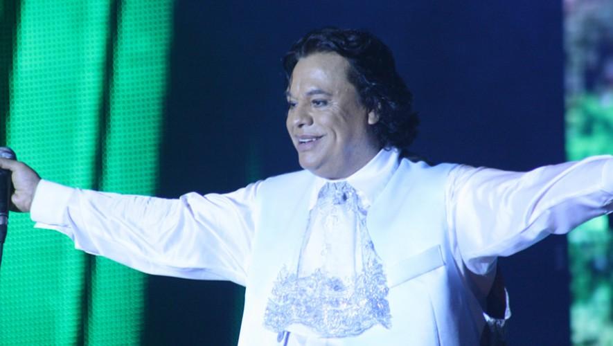 El 22 de septiembre de 2012 fue la última vez que Juan Gabriel estuvo en Guatemala. (Foto: Cementos Progreso)
