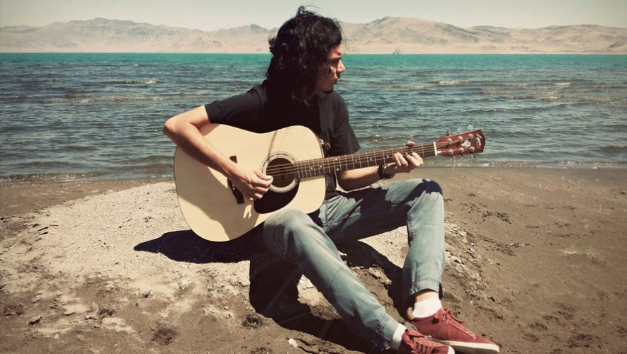 Julio Valle es un guitarrista guatemalteco que lleva el jazz a nivel internacional. (Foto: Cortesía Julio Valle)