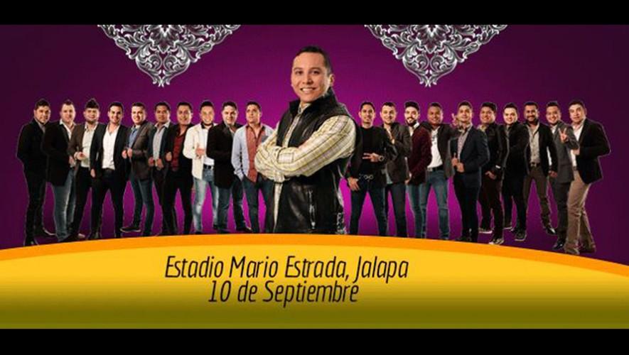 """Concierto """"La Trakalosa de Monterrey"""" en Jalapa   Septiembre 2016"""