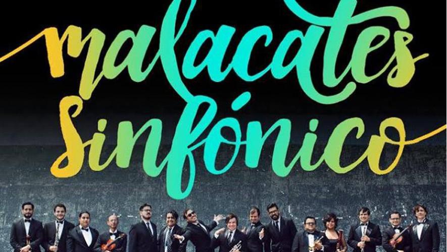 Malacates Sinfónico Centro Cultural Miguel Ángel Asturias | Septiembre 2016
