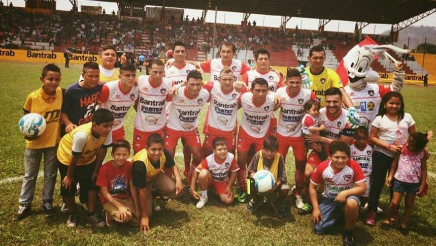 Partido de Mictlán vs Cobán, por el Torneo Apertura | Agosto 2016