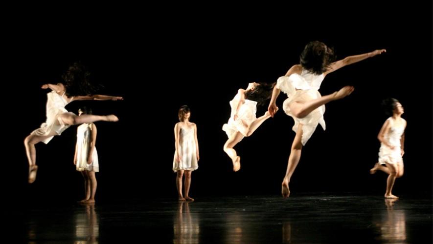 Muestra coreográfica de bailarines internacionales en Artecentro | Agosto 2016