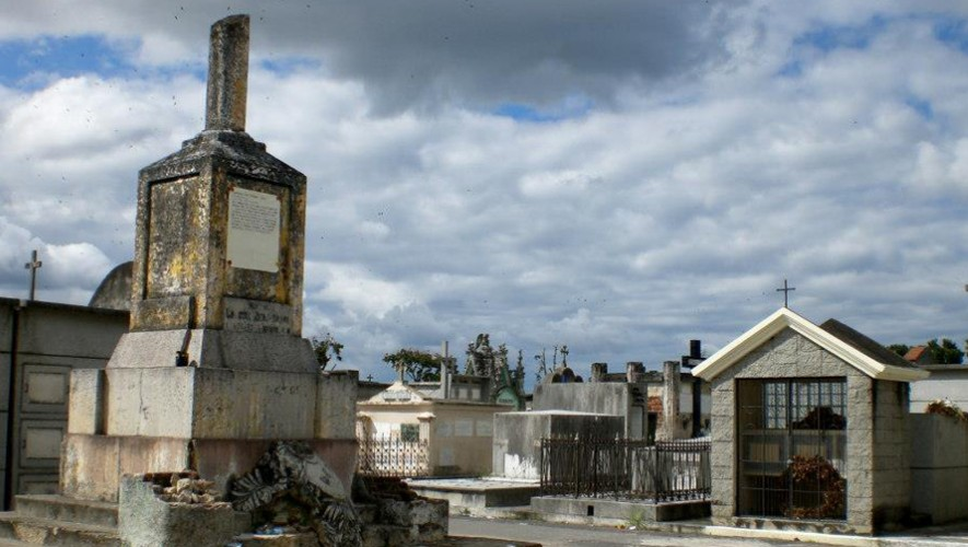 Necrotour Cementerio General homenaje a Hector Gaitan | Agosto 2016