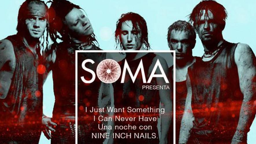 Noche de Nine Inch Nails en SOMA | Agosto 2016