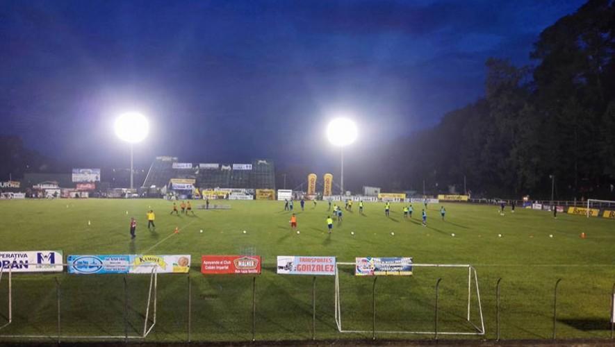 Partido de Cobán vs Malacateco, por el Torneo Apertura | Agosto 2016