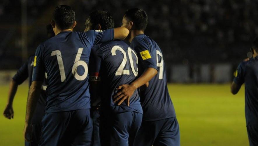 Partido de eliminatoria mundialista Guatemala vs San Vicente | Septiembre 2016