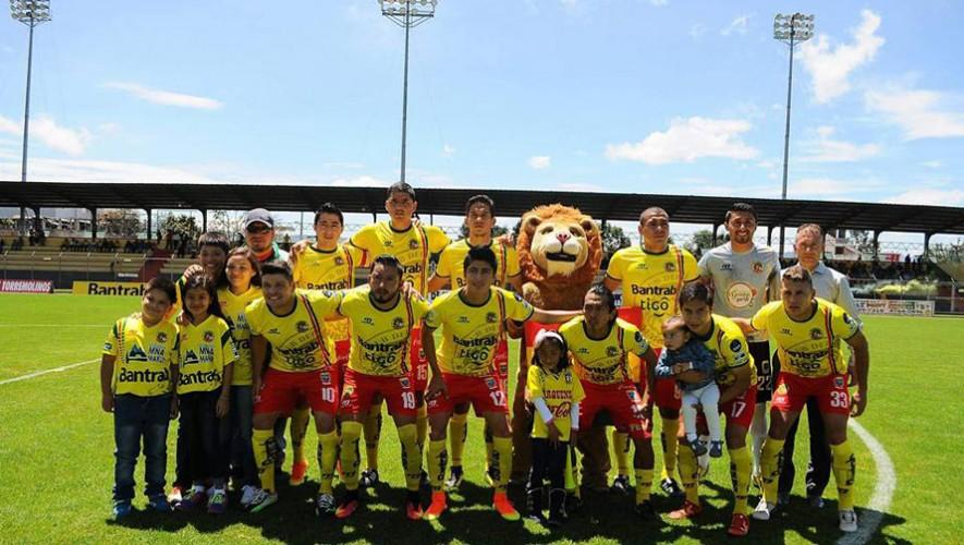 Partido de Marquense vs Carchá, por el Torneo Apertura | Agosto 2016