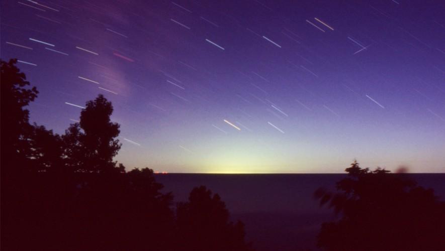 La mejor hora para ver la lluvia de estrellas Perseidas en Guatemala es después de media noche del 11 de agosto. (Foto: Flickr Lynn)