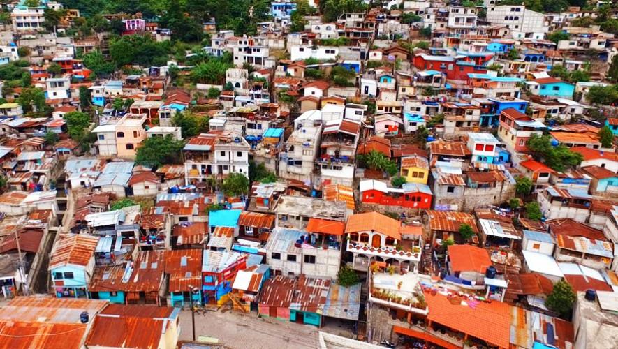 El proyecto busca crear un impacto social en el turismo y la comunidad. (Foto: Pintando Santa Catarina Palopó)