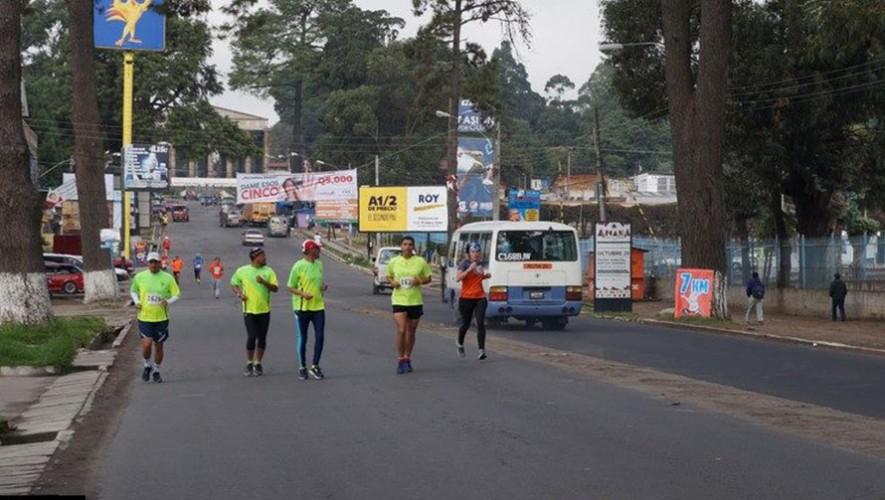 Primera Carrera Conquista La Meta |Agosto 2016