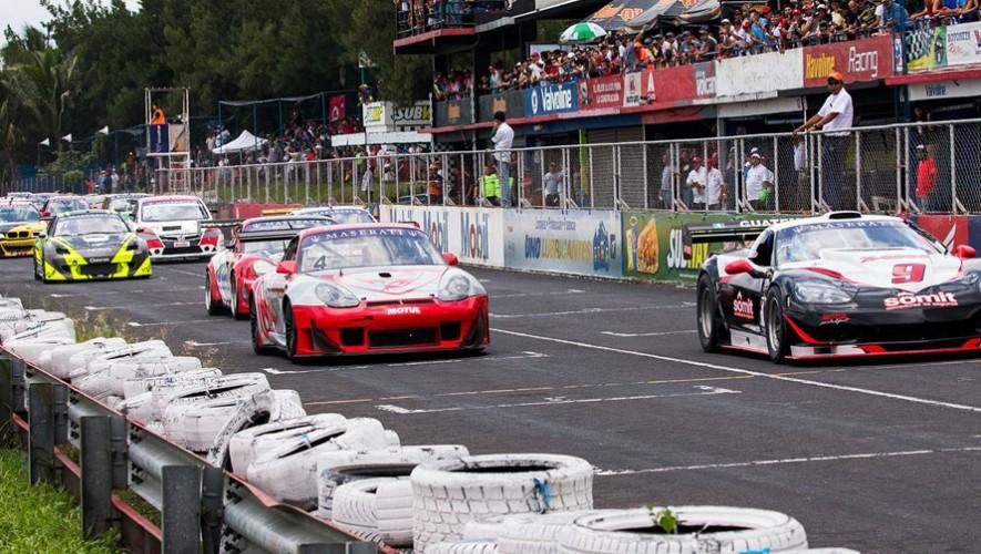 Quinta fecha del Campeonato Nacional de Automovilismo   Octubre 2016