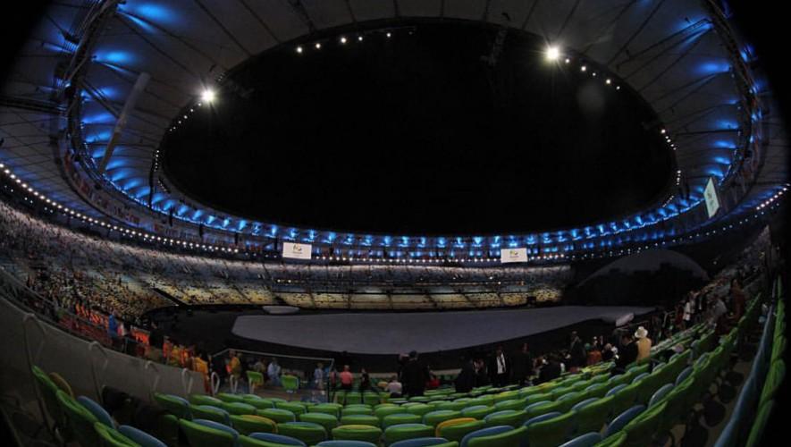 Inauguración Río 2016
