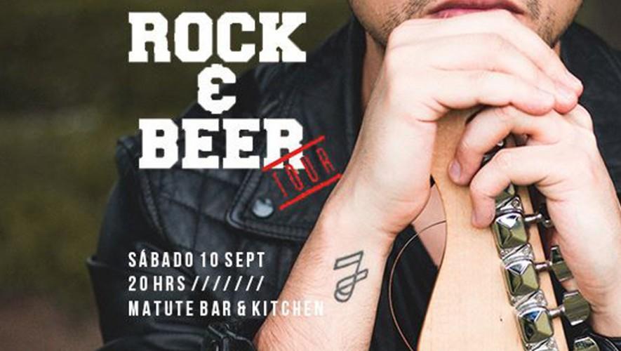 Rock y cerveza en Matute bar | Septiembre 2016