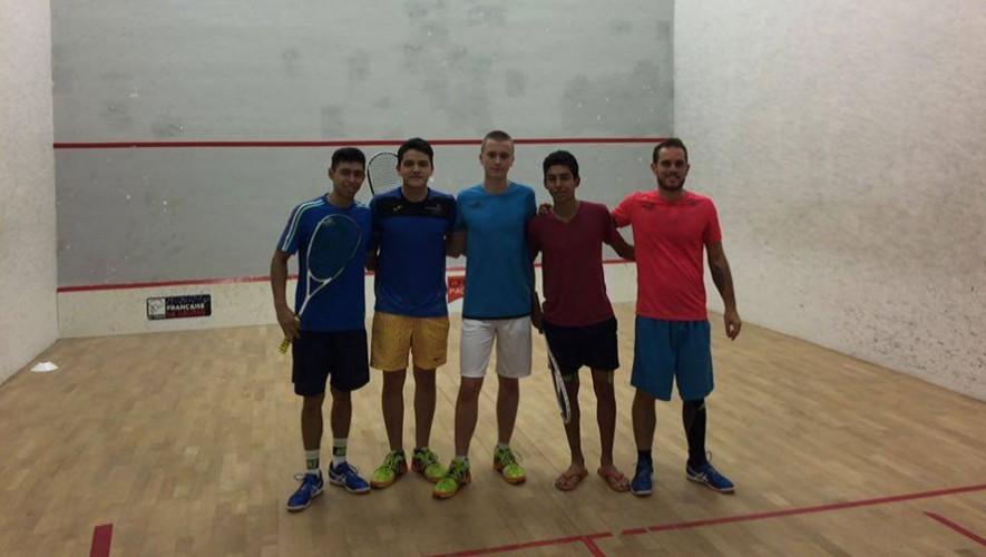 Equipo de Squash de Guatemala